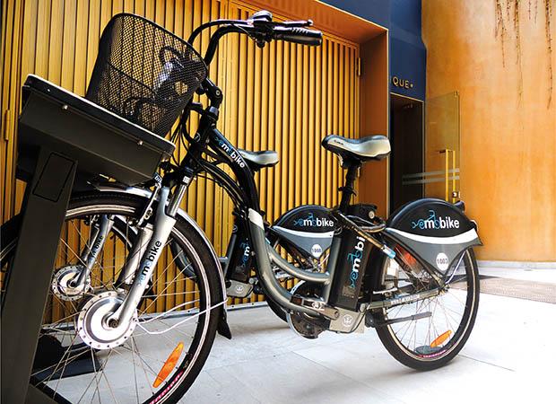 Neo Hotel Boutique - Servicio - Bicicletas