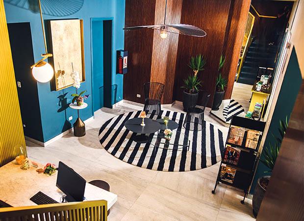 Neo Hotel Boutique - Servicio - Coffee Lobby
