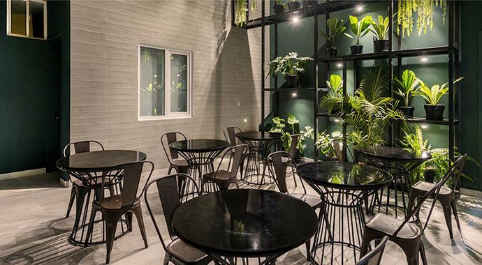 Neo Hotel Boutique - Restaurante Garden House